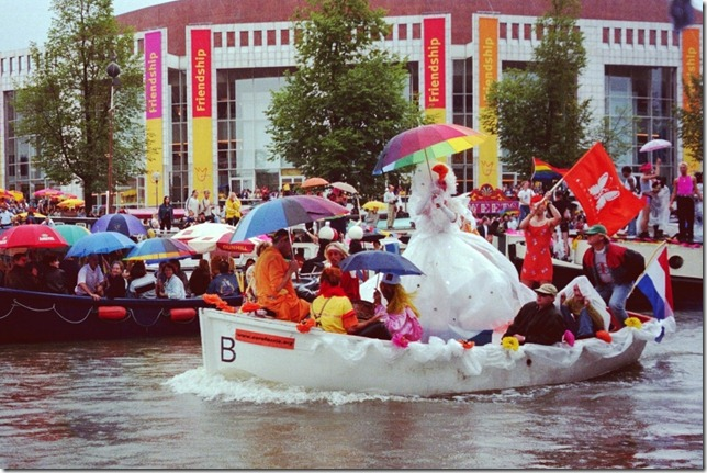 Canal Parade - August Weather