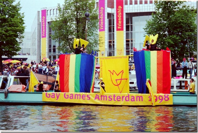 Canal Parade - Games Boat