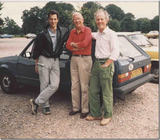 Murray, G & M, Richmond Park, July 1987
